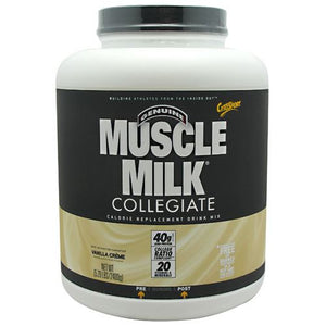 Muscle Milk Collegiate Vanilla Creme 5.29 Lb by Cytosport (2584247730261)