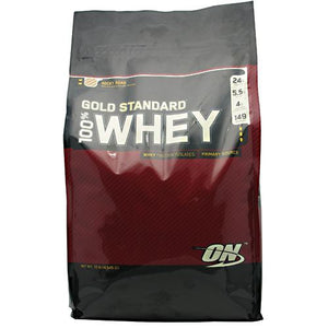 100% Whey Gold Rocky Road 10.37 lb by Optimum Nutrition (2584251170901)