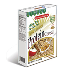 Protein Cereal Apple Cinnamon (Case of 6) / 9.5 oz by Kay's Naturals