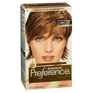 LOreal Superior Preference Hair Color Lightest Golden Brown 1 each by L'oreal (2587422752853)
