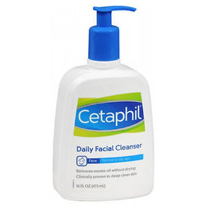 Cetaphil Daily Facial Cleanser For Normal To Oily Skin 16 oz by Cetaphil (2587974107221)