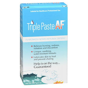 Summers Laboratories Inc Triple Paste Af Medicated Ointment 2 oz by Summers Laboratories Inc