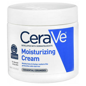 Cerave Moisturizing Cream 16 oz by Bausch And Lomb