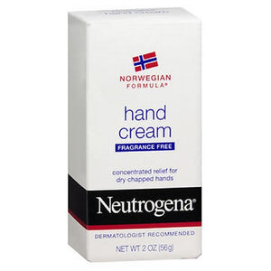 Neutrogena Norwegian Formula Hand Cream Fragrance Free 2 oz by Neutrogena (2587458207829)