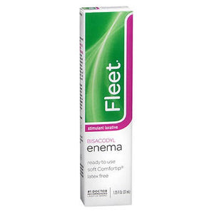 Fleet Bisacodyl Enema 1.25 oz by Fleet