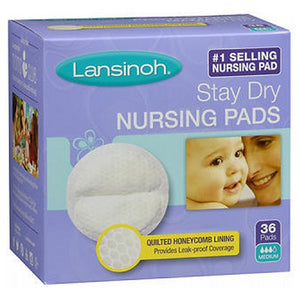 Lansinoh Disposable Nursing Pads 36 each by Lansinoh Laboratories