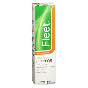 Fleet Mineral Oil Enema Latex Free 4.5 oz by Fleet