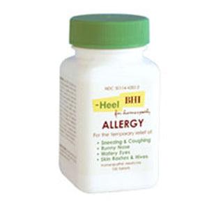 ALLERGY 100 Tab by MediNatura
