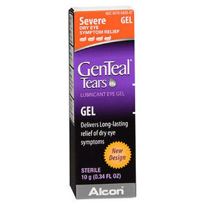 Genteal Severe Dry Eye Relief Lubricant Gel 0.3333 oz by Genteal