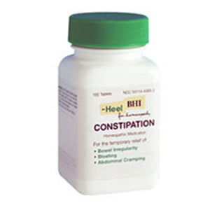 Constipation 100 Tabs by MediNatura