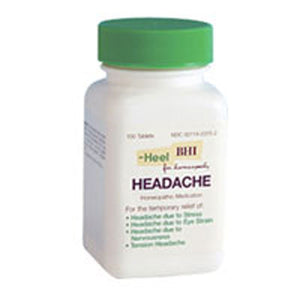 Migraine 100 Tabs by MediNatura (2584202412117)