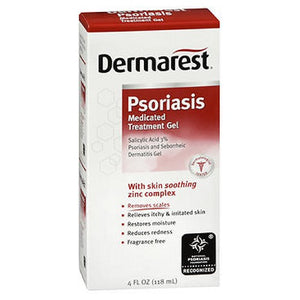 Dermarest Psoriasis Medicated Shampoo Plus Conditioner 8 oz by Dermarest (2587488616533)