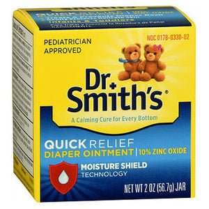 Dr. Smiths Premium Blend Diaper Ointment 2 oz by Dr. Smiths