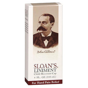 Nose Better Sloan's Liniment 4 oz by Nose Better (2587506081877)