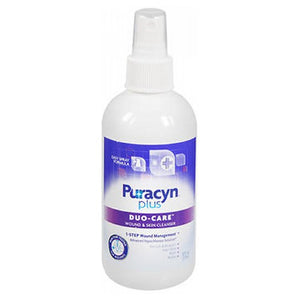 Puracyn Wound & Skin Care Spray 8 oz by Puracyn (2588000190549)