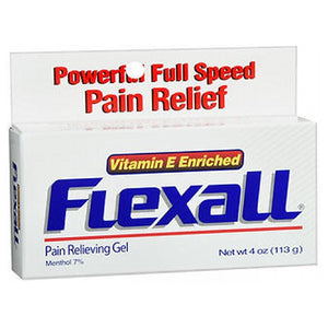 Flexall Arthritis Pain Relieving 454 Gel 4 oz by Flexall (2588001697877)
