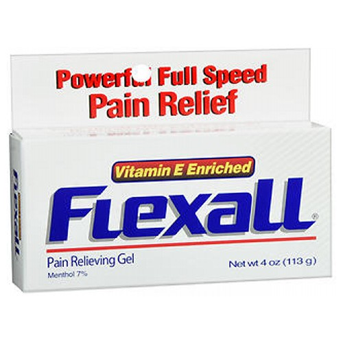 Flexall Arthritis Pain Relieving 454 Gel 4 oz by Flexall
