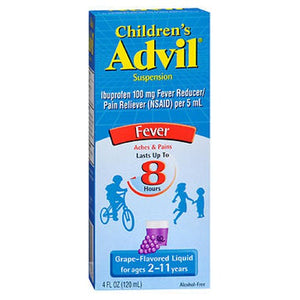 Advil Children Suspension Grape 4 oz by Advil (2587519123541)