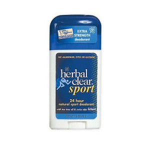 Deodorant Stick SPORT, 1.8 OZ by Herbal Clear (2584127701077)