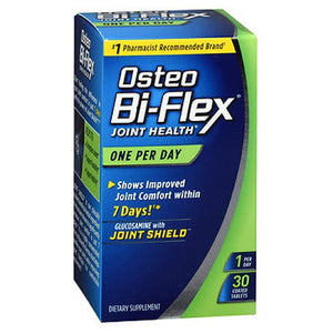 Osteo Bi-Flex Glucosamine Hci And Vitamin D3 30 tabs by Osteo Bi-Flex