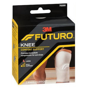 Comfort Mild Knee Support Large Large each by Futuro (2587555397717)