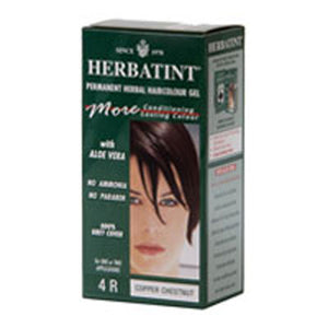Herbatint Permanent Copper Chestnut (4r) 4 Oz by Herbatint (2583981785173)