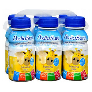 Pediasure Nutritional Drink Banana 8 oz/ 6 Pack by Pediasure