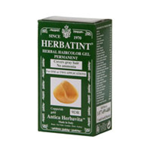 Herbatint Permanent Copperish Gold (9dr) 4 Oz by Herbatint