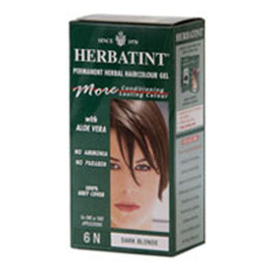 Herbatint Permanent Dark Blonde (6N) 4 Oz by Herbatint (2583981949013)