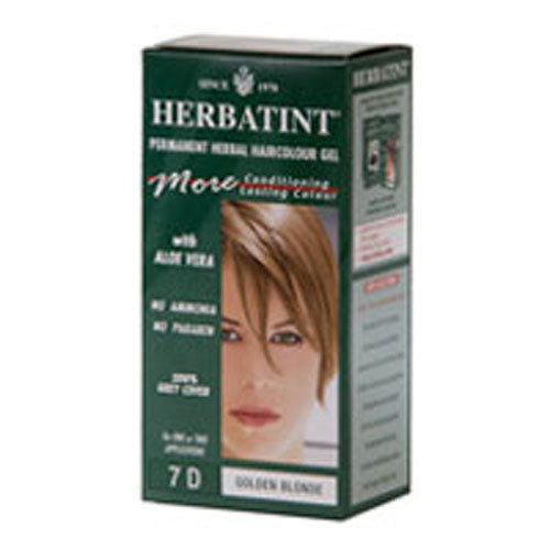 Herbatint Permanent Golden Blonde (7d) 4.56 Oz by Herbatint