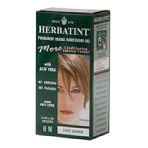 Herbatint Permanent Light Blonde (8N) 4 Oz by Herbatint