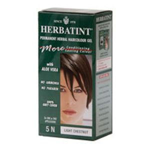 Herbatint Permanent Light Chestnut (5n) 4.56 Oz by Herbatint (2583982276693)