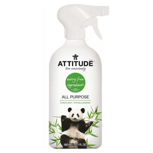 All Purpose Cleaner Citrus Zest 27 Oz by Attitude (2587591737429)