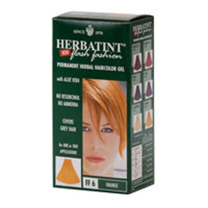 Herbatint Flash Fashion Orange 130 Ml by Herbatint