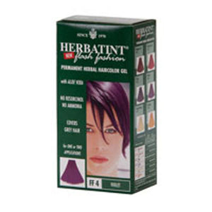 Herbatint Flash Fashion Violet 130 Ml by Herbatint (2588892495957)