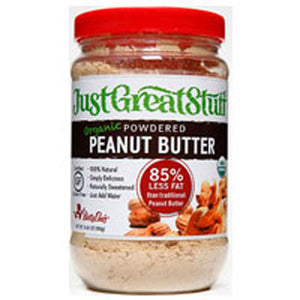 Organic Powdered Peanut Butter 6.5 oz by Betty Lous (2587602813013)