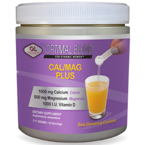 Cal Mag Plus 8 oz by Olympian Labs
