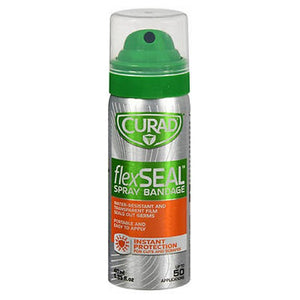 Curad FlexSeal Spray Bandage 1.35 oz by Curad (2587655110741)