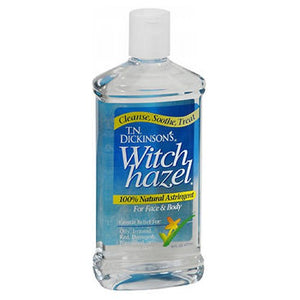 T.N.Dickinsons Witch Hazel Astringent 16 oz by Dickinson's (2587657207893)