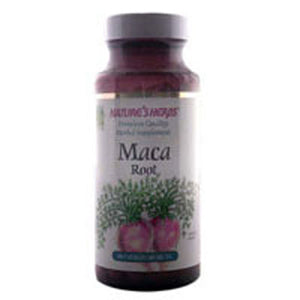 Maca Root 100 Caps by Nature's Herbs(Zand)