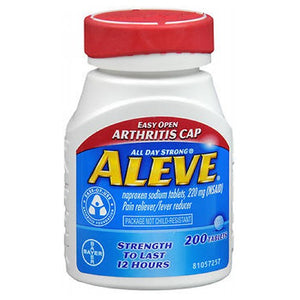 Aleve Easy Open Arthritis Cap 200 TAB by Aleve