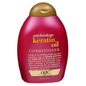 Organix Anti-Breakage Keratin Oil Conditioner 13 oz by Organix (2588174778453)