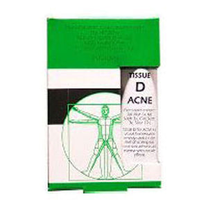 Nuage Tissue D Acne 125 Tabs by NuAge Laboratories (2584080416853)