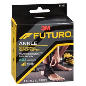 Performance Comfort Ankle Support Moderate 1 each by Futuro