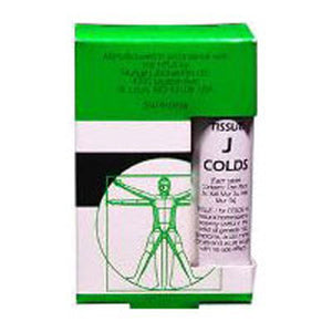 Nuage Tissue J Colds 125 Tabs by NuAge Laboratories (2588807299157)