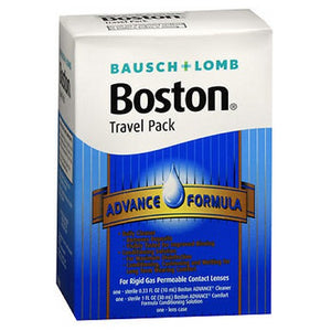Bausch Boston Advance Formula Travel Pack 1 Each by Bausch And Lomb (2588179529813)