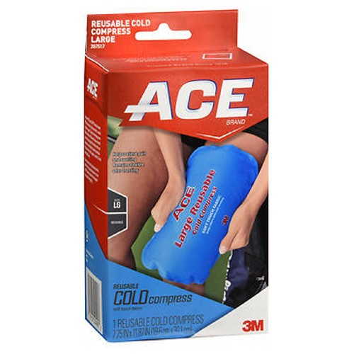ACE Reusable Cold Compress Large 1 Each by Ace