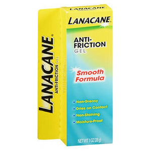 Lanacane Anti-Chafing Gel Fragrance Free 1 oz by Lanacane