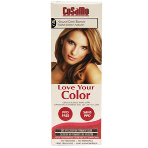 Cosamo Hair Color Natural Dark Blonde 3 oz by Love Your Color (2588182839381)