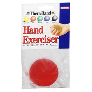 Hand Exerciser 1 Each, Red by Thera-Band